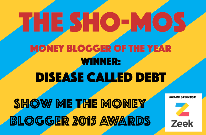 SHO-MO Blog Awards UK 2015